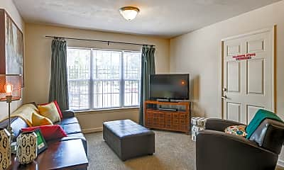 Living Room, The Grove at Valdosta-Lease Per Bed, 1