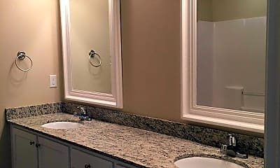 Bathroom, The Townhomes On Mirror, 2