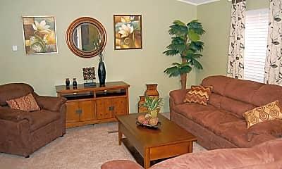 Living Room, Forest Vista, 0