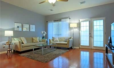 Living Room, 10720 Sorghum Hill Cove, 2