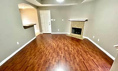 Living Room, 7409 Brentlawn Dr, 1