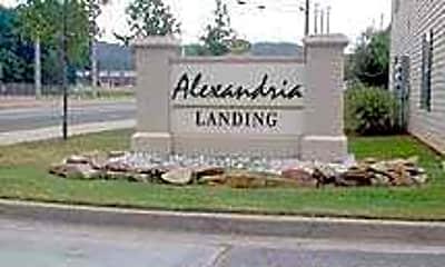 Alexandria Landing, 1
