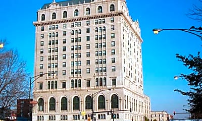 Building, Midwest Apartments, 1