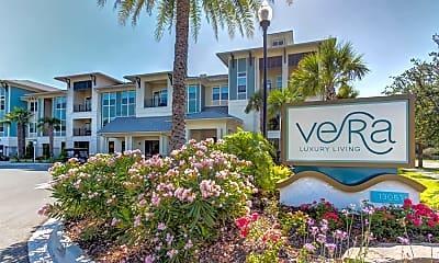 Community Signage, Vera Apartments, 2