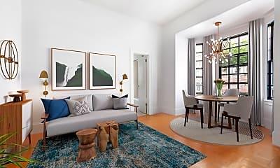 Living Room, 38 Gramercy Park N 3-B, 0