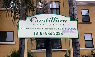 Castillian Apartments, 1