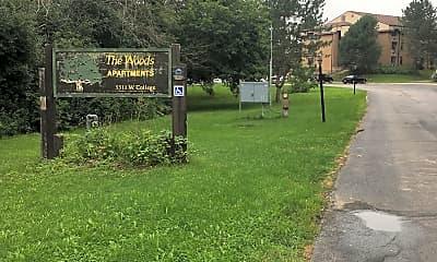 The Woods Of Cedar Village, 1
