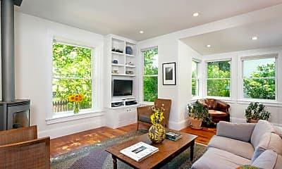 Living Room, 707 N 3rd St, 1