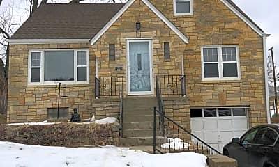 Building, 3644 W St, 0