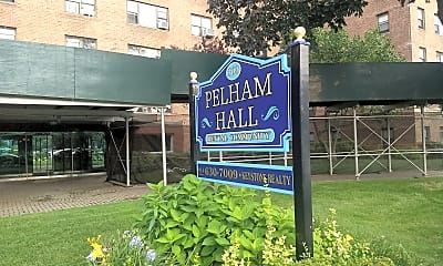 Pelham Hall, 1