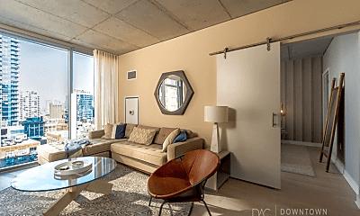 Living Room, 323 W Illinois St, 1