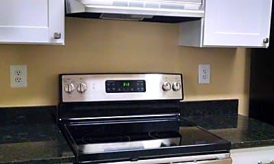 Kitchen, 5911 Barbados Pl 202, 2