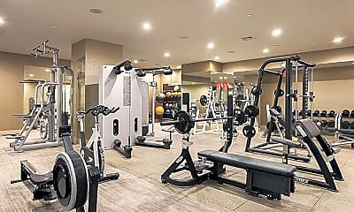 Fitness Weight Room, 230 W 39th St, 2