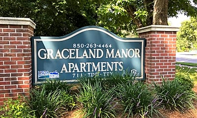 Graceland Manor, 1