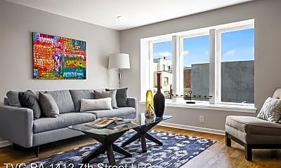 Living Room, 1412 S 7th St, 0