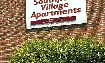 Southfield Village Apartments, 1