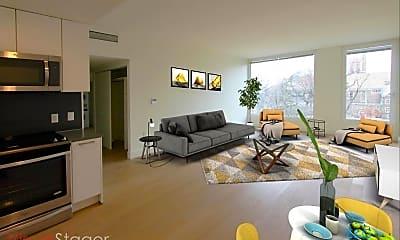 Living Room, 542 W 153 St, 0