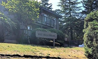 West Hills Terrace Apartments, 1