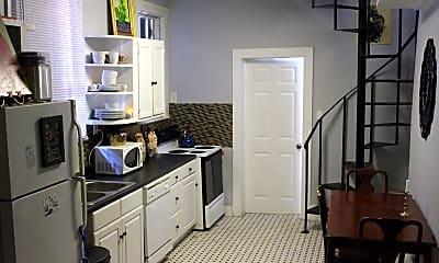 Kitchen, 1479 Magazine St, 1