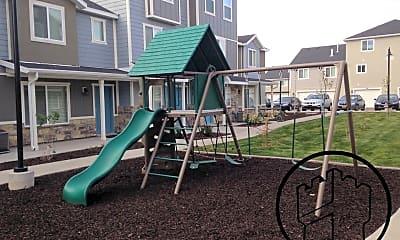 Playground, 217 N 750 E St, 2