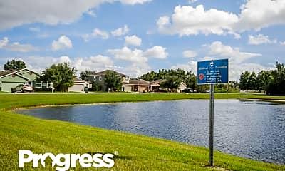 Community Signage, 6870 Glenbrook Dr, 2