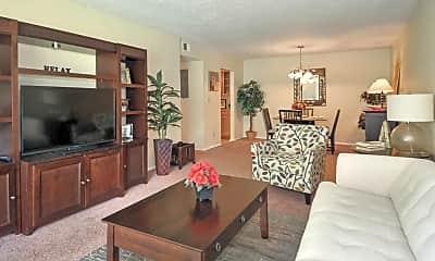 Living Room, Tanglewood, 1