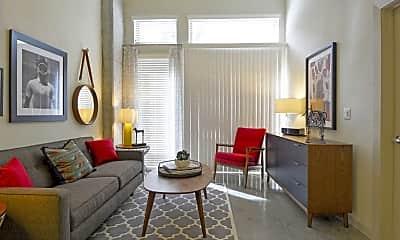 Living Room, Marq on Burnet, 0