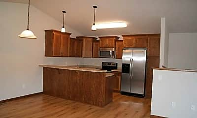 Dickinson Townhomes, 1