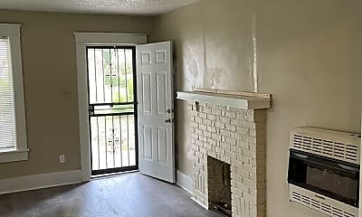 Living Room, 520 Josephine St, 1