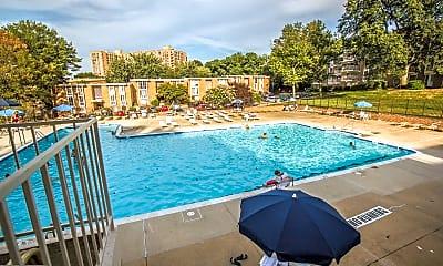 Pool, 2622 Fort Farnsworth Rd 216, 2