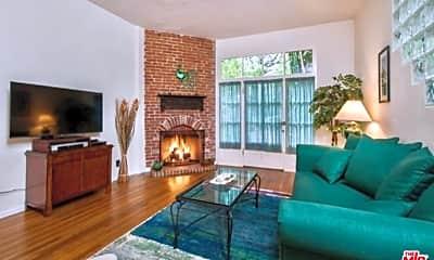 Living Room, 2000 N Highland Ave 1, 1