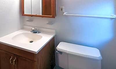 Bathroom, Elayne Apartments, 2