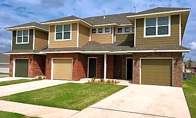 Building, Top Choice Town Homes, 0