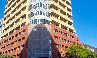 Building, 350 W Ash St 1110, 2