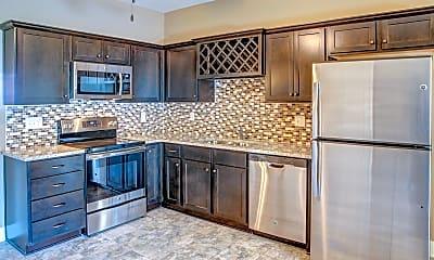 Kitchen, Eagle Creek Townhomes, 0