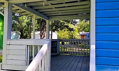 Patio / Deck, 1107 S Rd, 2