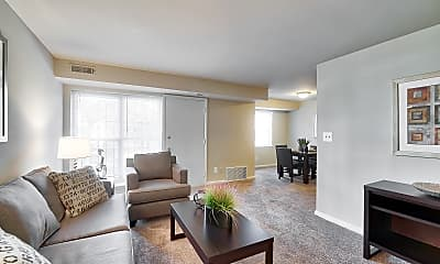 Living Room, Woodington West, 2