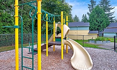 Playground, Woodcreek Apartments, 2