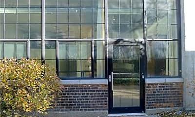 Building, 43 Burroughs St, 1