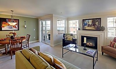 Living Room, Villaggio On Yarrow Bay, 0