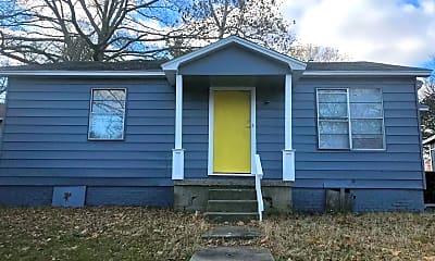 Building, 3423 Flora St, 1