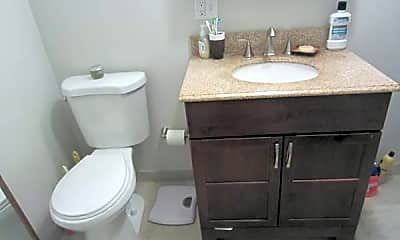 Bathroom, 45 Union St, 1