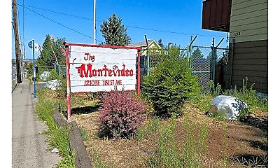 Community Signage, 1210 NE 181st Ave, 2