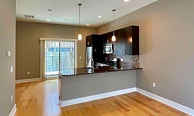 Living Room, 916 S Darien St, 1