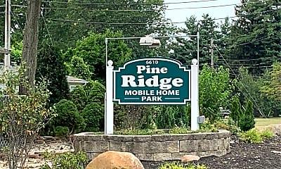 Pine Ridge Mobile Home Park, 1