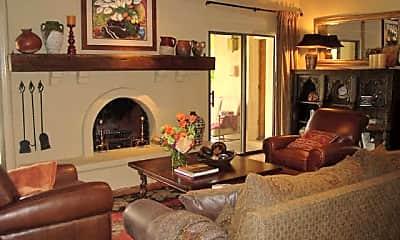 Living Room, 8311 E Vista De Valle, 1