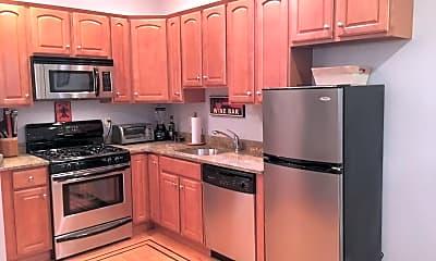 Kitchen, 11 Wiget St, 1