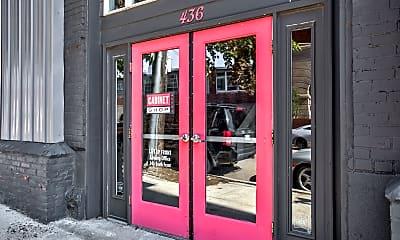 Building, Cabinet Shop Lofts - Memphis Downtown Lofts, 1