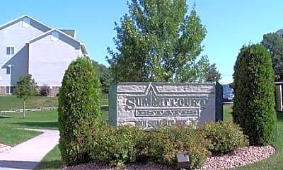 Community Signage, Summit Court Estates, 0