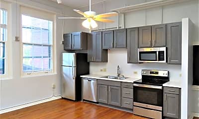 Kitchen, 1401 Scott St, 1